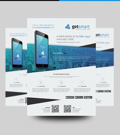 apps flyer template psd download here http graphicriver net item