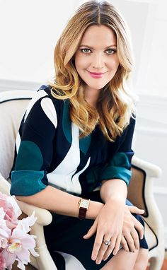 Brides: Drew Barrymore Answers Your Bridal Beauty Questions About Skin Care and Hair