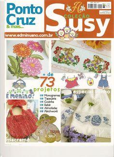 REVISTA SUSY PONTO CRUZ - Silvia Feliano - Picasa Albums Web