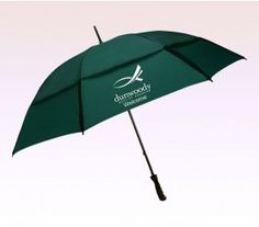 Put your brand logo or design flying high above the head during heavy precipitations with these anti wind umbrellas. As low as $11.43 #customprinted #windproof #golf #logo #freesetup #umbrellas