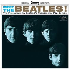 America Meets The Beatles On Album