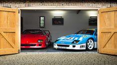 Ferrari F40 Stables