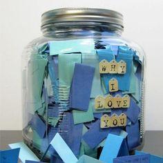 Gekauft ist doof? Dann ran an Schere, Papier und Stricknadeln - wir präsentieren euch die 6 coolsten DIY-Geschenkideen zum Valentinstag...