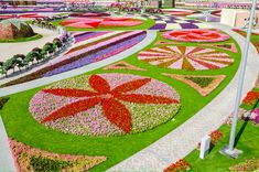 Dubai Miracle Garden - Most Beautiful Garden In The World - Always in Trend | Always in Trend