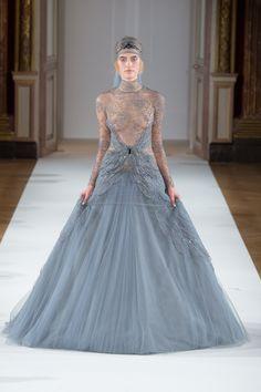 Look 37 Yanina Couture SS16  #yaninacouture #hautecouture