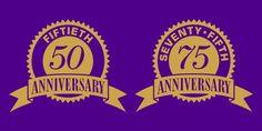 Anniversary Seals font download