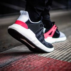 """1,863 Likes, 69 Comments - Sneakers & Streetwear (@shoebertt) on Instagram: """"These EQT 93/17 might become my favourite silhouette. I love them."""""""