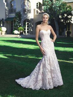 Casablanca Bridal Style 2224