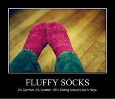 I have these EXACT socks. They are amazing.