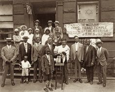 Black Jews in Harlem