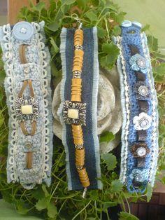 Jeans Armbänder