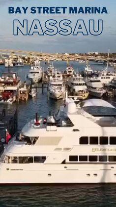 Caribbean Vacations, Caribbean Sea, Bahamas Resorts, Nassau Bahamas, Paradise Island, Island Life, Bahamas Island, Motor Yacht, Water Crafts