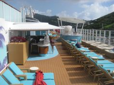 Norwegian Cruise Vibe Beach Club
