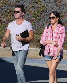 """Simon Cowell Says """"NO"""" to Marrying Pregnant Baby Mama StarF***er Lauren Silverman (VIDEO)"""