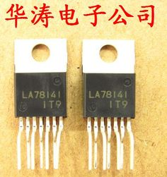 Get Best Price LA78141 78141 TO-220-7 IC best quality. #LA78141 #78141 #TO-220-7 #best #quality.