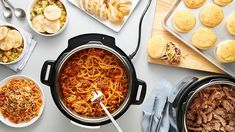 The Instant Pot is the latest and greatest kitchen gadget on the market and for good reason, too! With multiple appliances in one—a slow cooker, a pressure cooker and more—it's our secret weapon to getting dinner on the table in a hurry. Plus, it leaves you with fewer dirty dishes in the sink. These 10 foolproof dinners take the intimidation out of using the device and will make you feel like an Instant Pot pro.