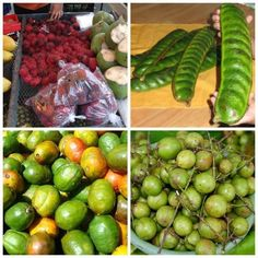 Fruits of my Honduras ! Delicious !