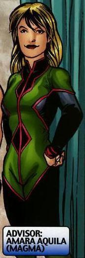 Amara Aquilla (Earth-616)/Gallery - Marvel Comics Database