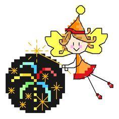 DMC November Fairy