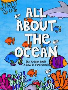 All About the Ocean- a fantastic Ocean pack!