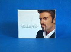 George Michael Ladies & Gentlemen Cassette Tapes - 1996 Album - Classic Hifi - Made in Australia by FunkyKoala on Etsy George Michael Albums, Freedom 90, Dont Let The Sun, Cowboys And Angels, Careless Whisper, Somebody To Love, Father Figure, Love Kiss, Vintage Music