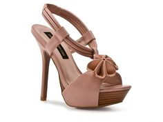 girly yet sophisticated and surprisingly easy to walk in.  Love it!