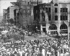 1910 bombing of the Los Angeles Times building
