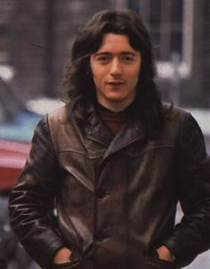 Rory Gallagher - He Was An Awesome Musician & Gentleman.