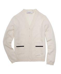 ++ cashmere cardigan