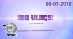 """One Hundred Vlog's in a row! Sharing what I've learn't over the last 100 day's of vlogging. My Art and Song book """"Sexy Dragons and Naked Angels"""" is now avail. Watch This Space, The Row, Neon Signs, Songs, Fun, Funny, Hilarious"""