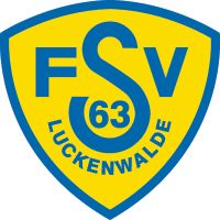1963, FSV 63 Luckenwalde (Germany) #FSV63Luckenwalde #Germany (L17028)
