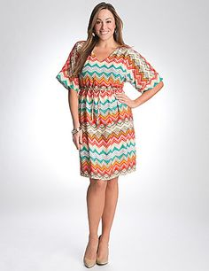 Plus Size Day Dresses & Plus Size Casual Dresses | Lane Bryant