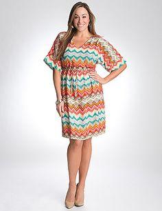 Plus Size Day Dresses & Plus Size Casual Dresses | Lane Bryant