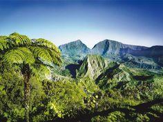 Cirque de Salazie, Ile de la Réunion, Outre-Mer