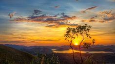 morning on a mountain lake - Lakes Wallpaper ID 1740092 - Desktop Nexus Nature