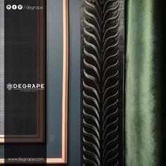 Degrape zerafetini yaşam alanlarınızda hissetmeniz için bi kahveye bekleriz.. #perde #degrape #bordür #izmir #istanbul #curtain #upholstery #textile #design #interiordesign #elegant Textiles, Curtains, Elegant, Istanbul, Home Decor, Classy, Blinds, Decoration Home, Room Decor