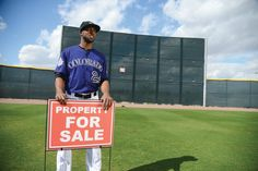 """Real Estate"" (2013): Dexter Fowler goes shopping for real estate"