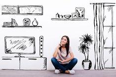Sådan får du dine Ikea-møbler til at ligne en million Ikea Hacks, Interior Design Tips, Interior Decorating, Interior Ideas, Decorating Tips, Inmobiliaria Ideas, Spas, Woman Smile, Stock Foto