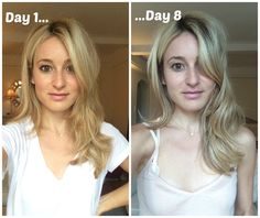 How To Flawlessly Air Dry Every Single Hair Texture Wavy Hair Tips
