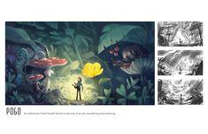 Concept Artist Portfolio, Animation Portfolio, Art Portfolio, Animation Storyboard, Portfolio Examples, Portfolio Layout, Animation Reference, Environment Concept Art, Environment Design