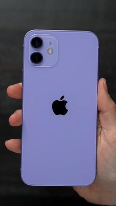 Brand New Purple iPhone 12