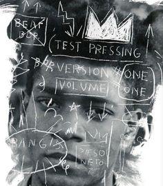 Inner Optics  -- Basquiat