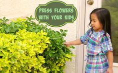 Pressing flowers is a great activity to do with your kids this summer. It is a lot of fun and allows you to be artsy. You will be surprised at the beautiful results. client.