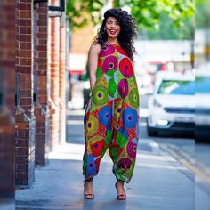 African fashion is available in a wide range of style and design. Whether it is men African fashion or women African fashion, you will notice. African Fashion Ankara, African Fashion Designers, Latest African Fashion Dresses, African Inspired Fashion, African Print Fashion, Africa Fashion, African Print Jumpsuit, African Print Dresses, African Dress