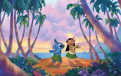 STITCH (Lilo & Stitch) - © Disney #Lilo #Stitch!!!! That's it!!! I'm adopting a little Hawaiian girl!!!!