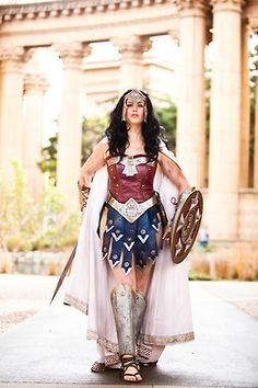 Absolutely fabulous Wonder Woman cosplay Halloween Cosplay 635308aa1205