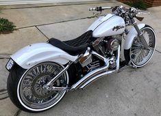 harley davidson softail breakout for sale Harley Davidson Trike, Classic Harley Davidson, Harley Davidson Street Glide, Custom Motorcycles, Custom Bikes, Custom Choppers, Custom Harleys, Bike Lovers, Bobber Motorcycle
