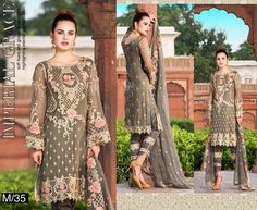 Maryam Chiffon Vol-13 2017 M35 | Clothing9 Store