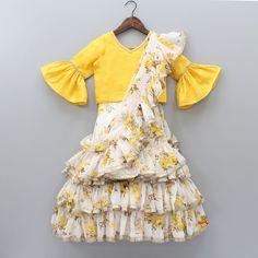 Long Frocks For Kids, Kids Frocks, Frocks For Girls, Girls Frock Design, Long Dress Design, Kids Dress Wear, Kids Gown, Girls Dresses Sewing, Dresses Kids Girl