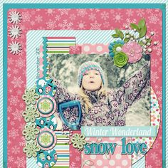 **New 12/15/12** - Eskimo Kisses by Melissa Bennett  Font - Ripe  Template - Set 47 - Cindy Schneider (rotated and altered)